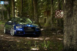 Audi s5 αυτοκόλλητα αλλαγής χρώματος αυτοκινήτου Allstar Applies