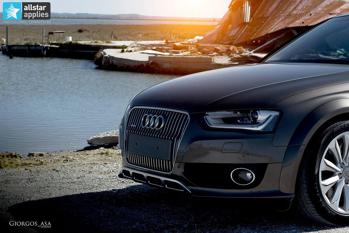 Audi A4 Allroad - Charcoal Metallic (12)