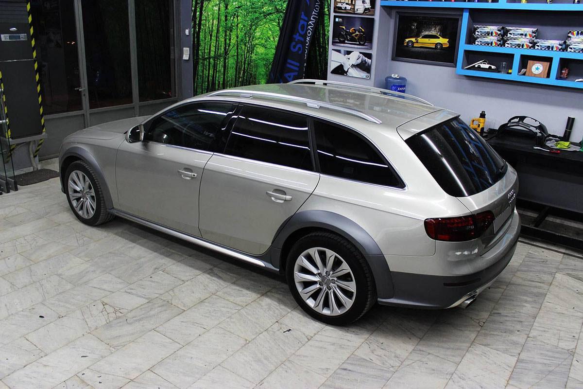 Audi A4 Allroad - Charcoal Metallic (17)