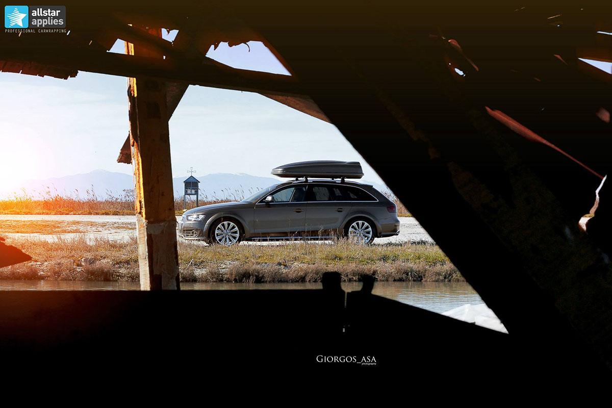 Audi A4 Allroad - Charcoal Metallic (2)