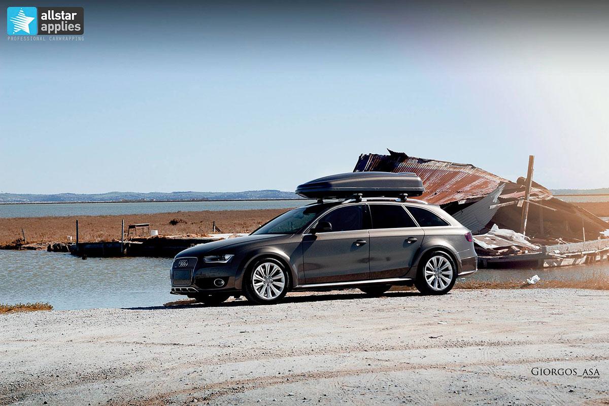 Audi A4 Allroad - Charcoal Metallic (4)