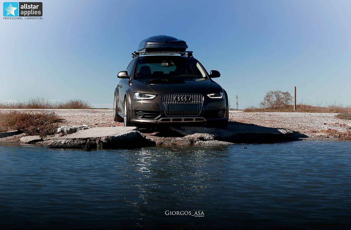 Audi A4 Allroad - Charcoal Metallic (5)