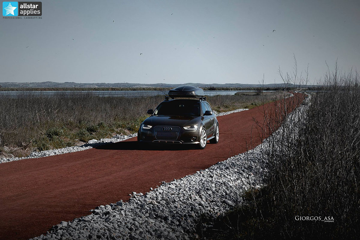 Audi A4 Allroad - Charcoal Metallic (8)