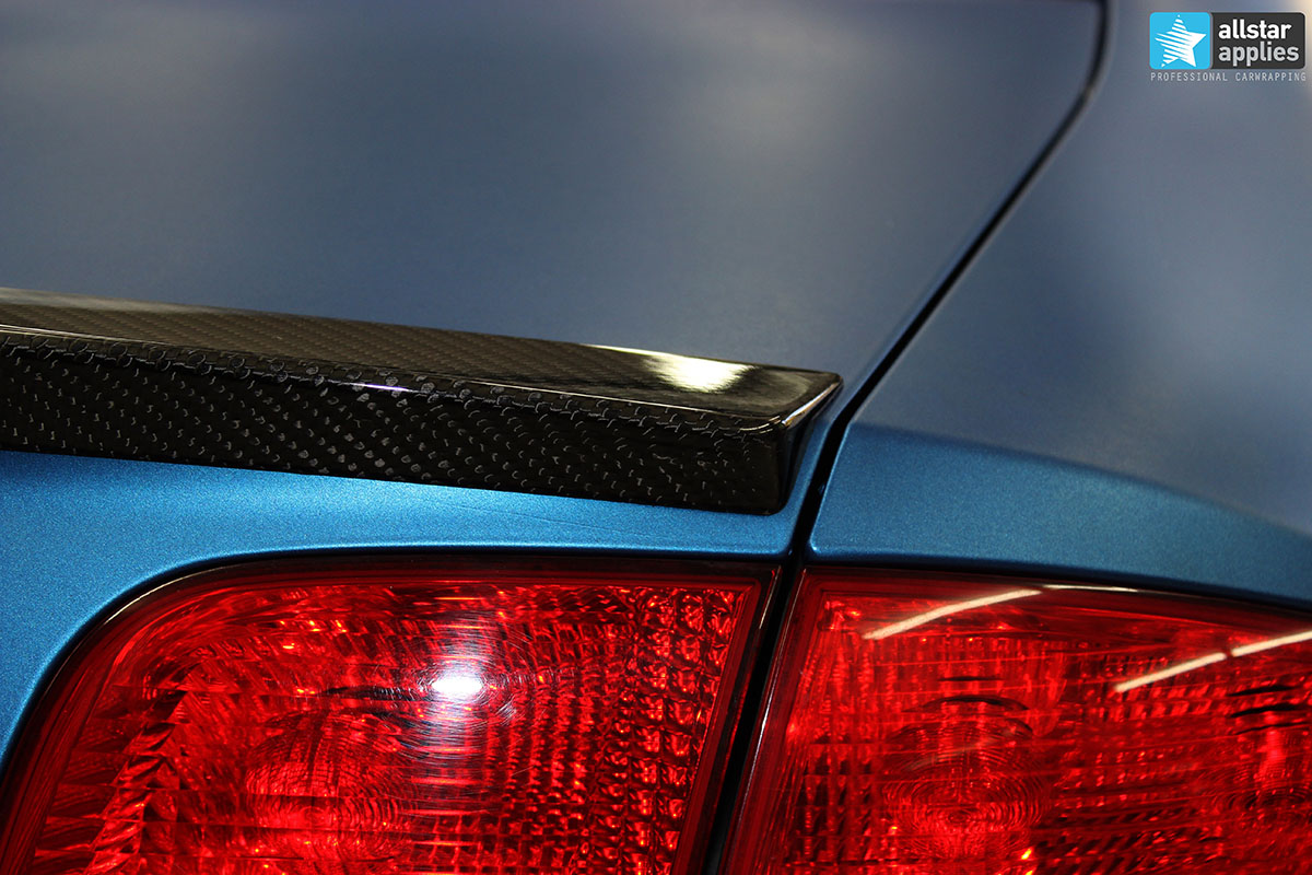 Audi A4 DTM - Blue Metallic Matte (5)