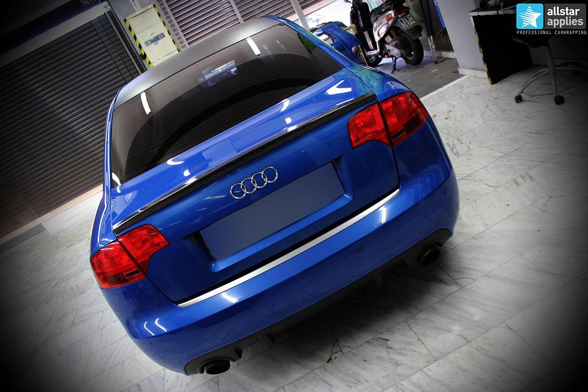 Audi A4 DTM - Blue Metallic Matte (7)