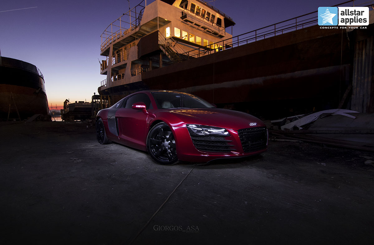 Audi R8 - True Blood (1)