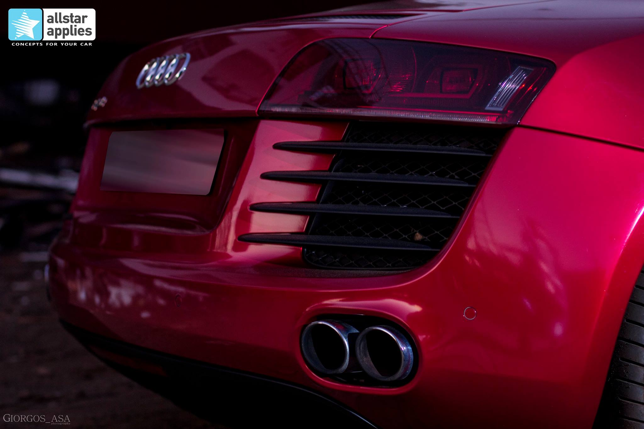 Audi R8 - True Blood (12)