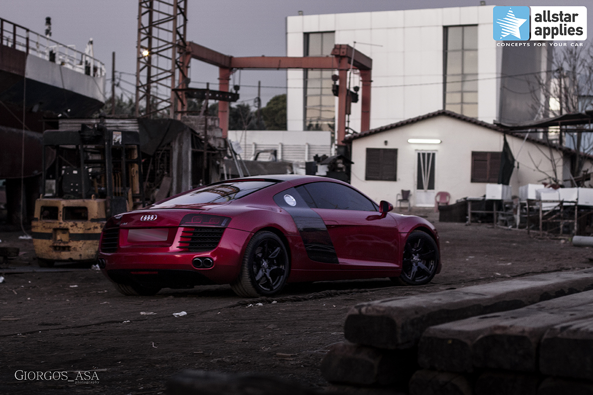 Audi R8 - True Blood (3)