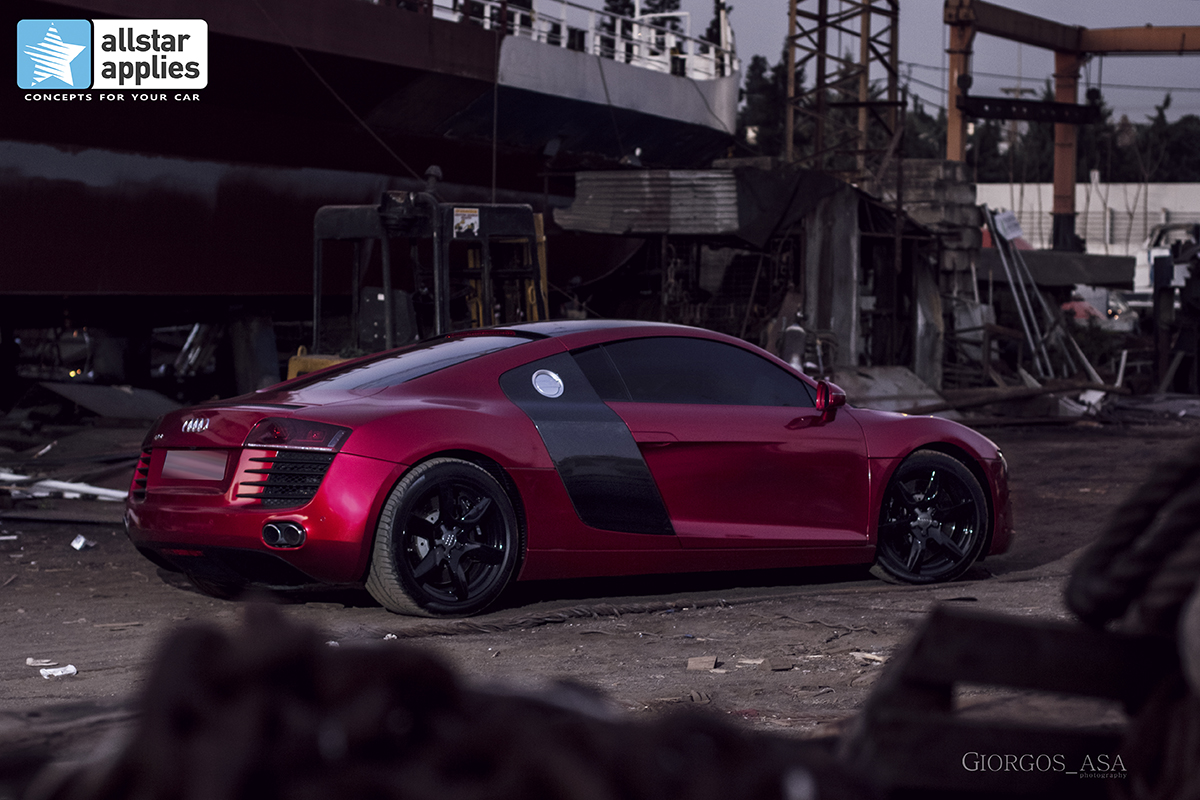 Audi R8 - True Blood (4)