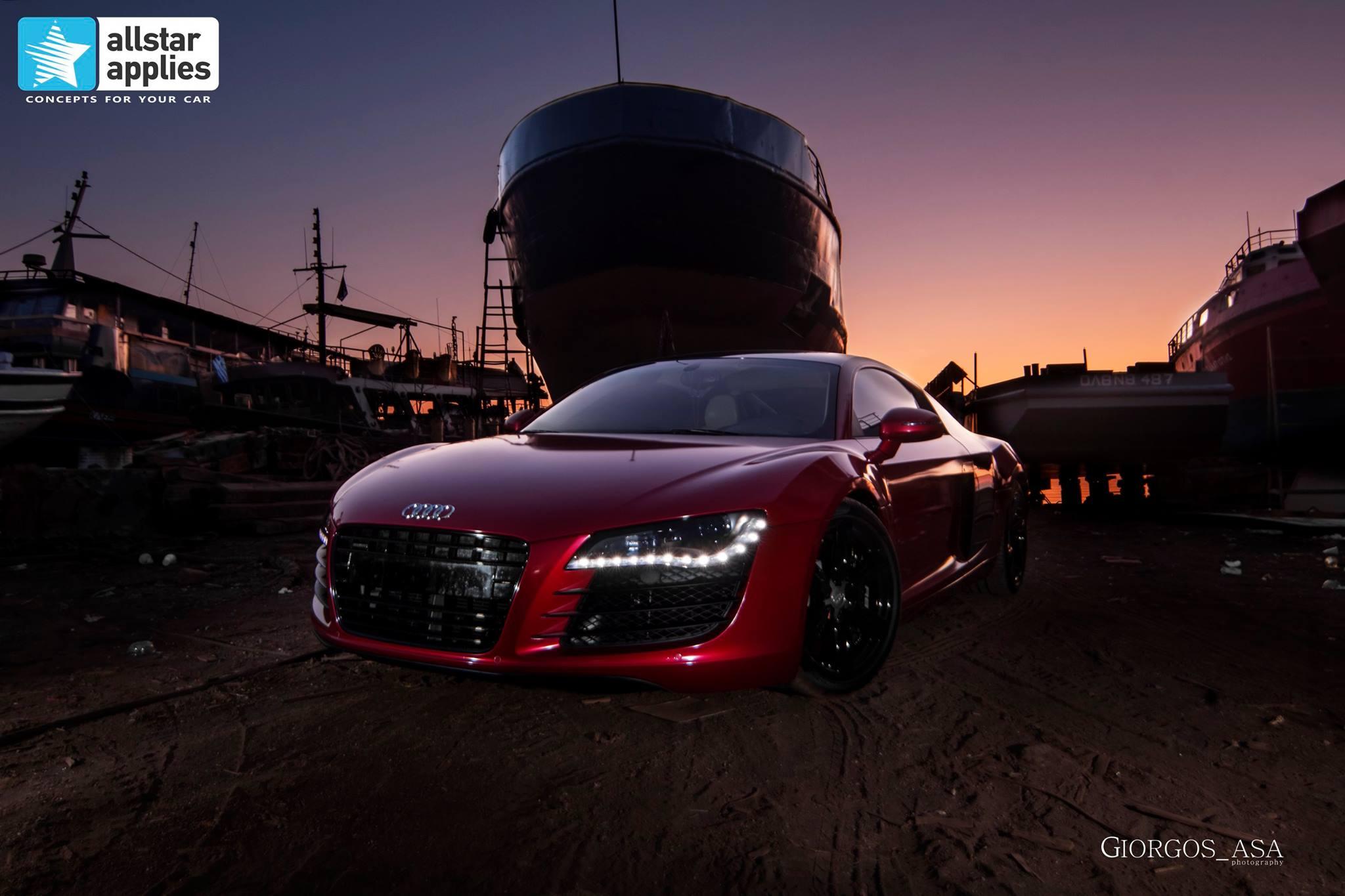 Audi R8 - True Blood (6)