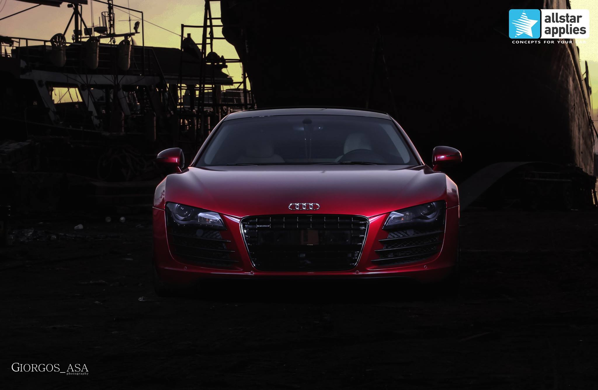 Audi R8 - True Blood (7)