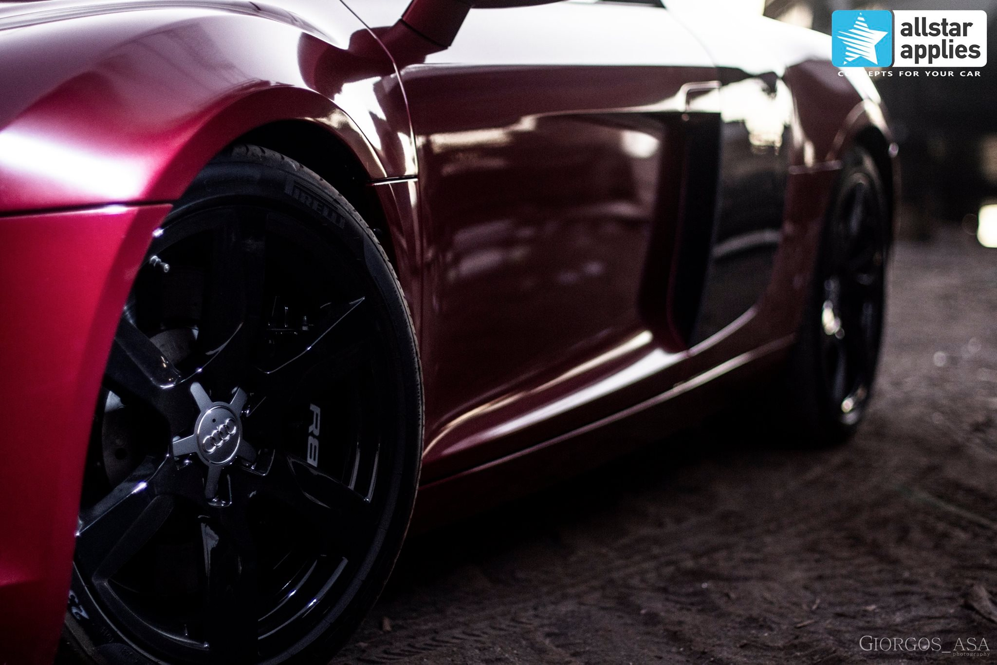 Audi R8 - True Blood (9)