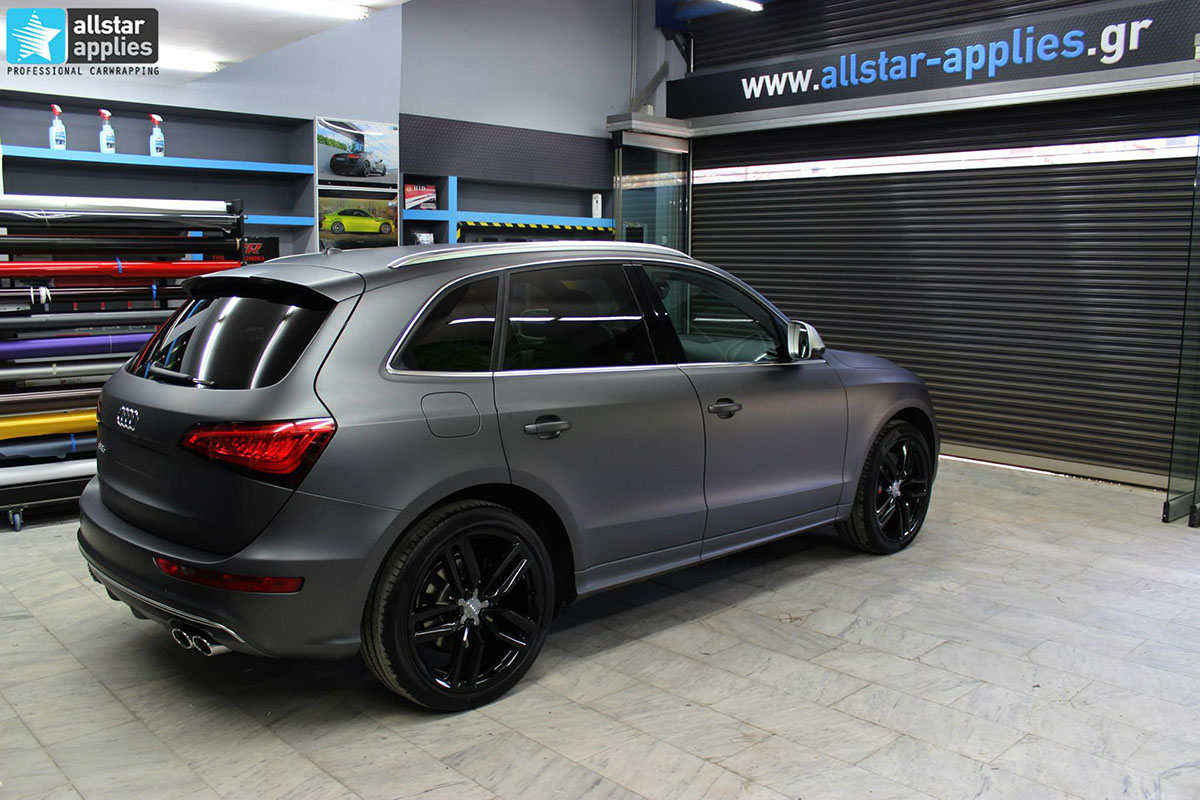 Audi SQ5 - Dark Grey Matte (11)