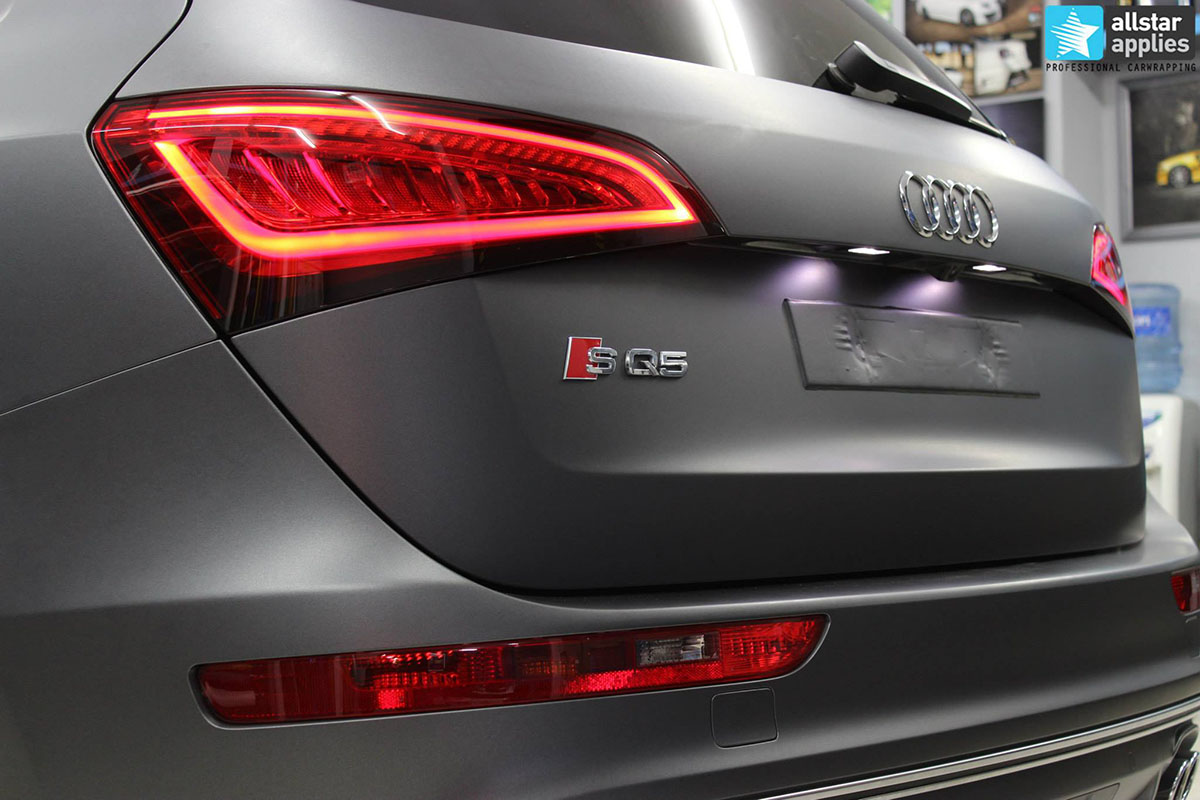 Audi SQ5 - Dark Grey Matte (5)