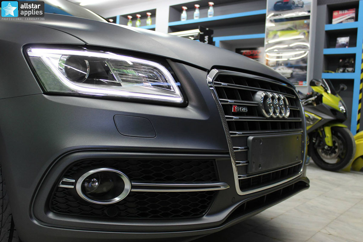 Audi SQ5 - Dark Grey Matte (6)