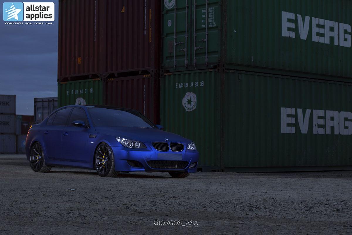BMW E60 - Deep Ocean (10)