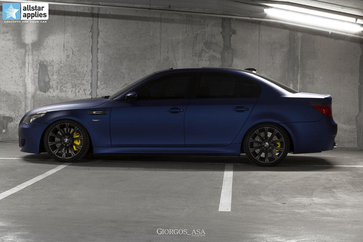 BMW E60 - Deep Ocean (17)