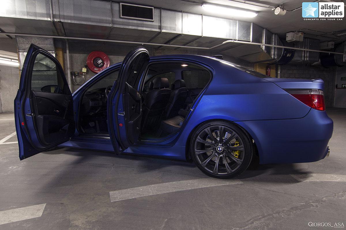 BMW E60 - Deep Ocean (21)
