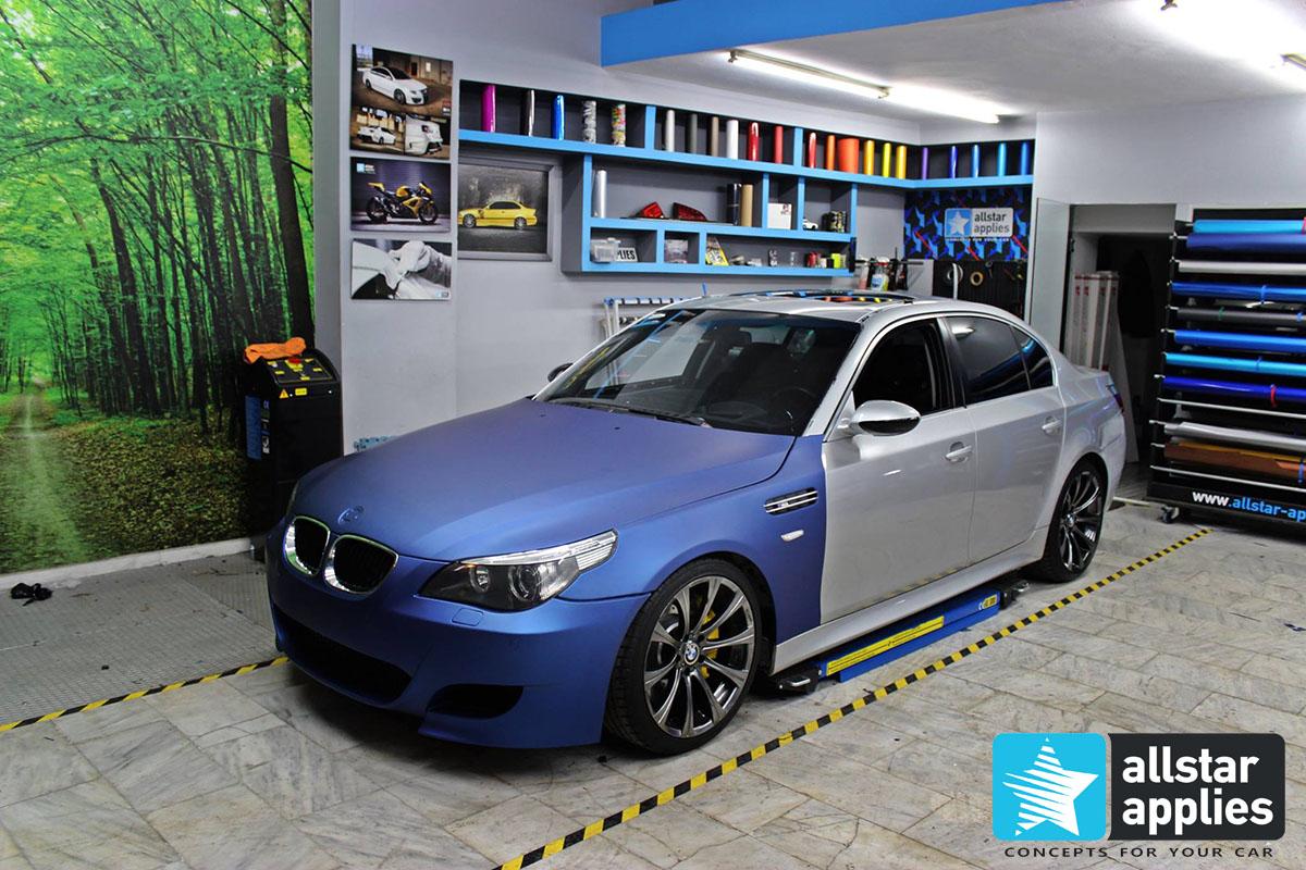 BMW E60 - Deep Ocean (27)
