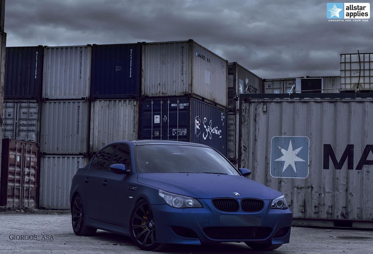 BMW E60 - Deep Ocean (9)