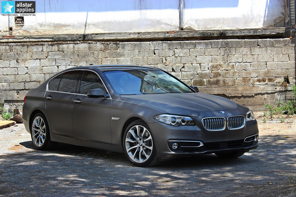 Bmw F10 - Charcoal Metallic (1)
