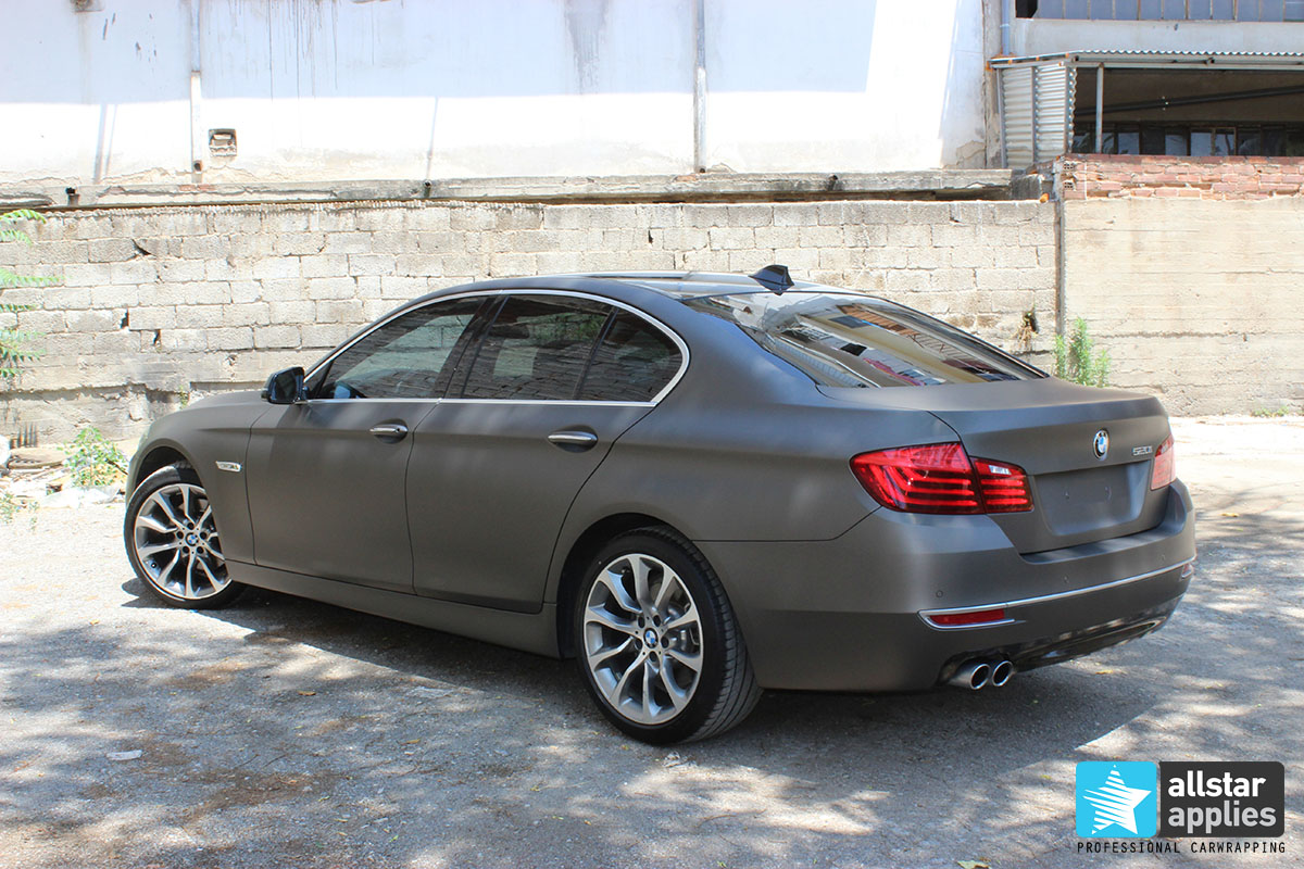 Bmw F10 - Charcoal Metallic (3)