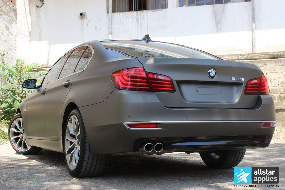 Bmw F10 - Charcoal Metallic (4)