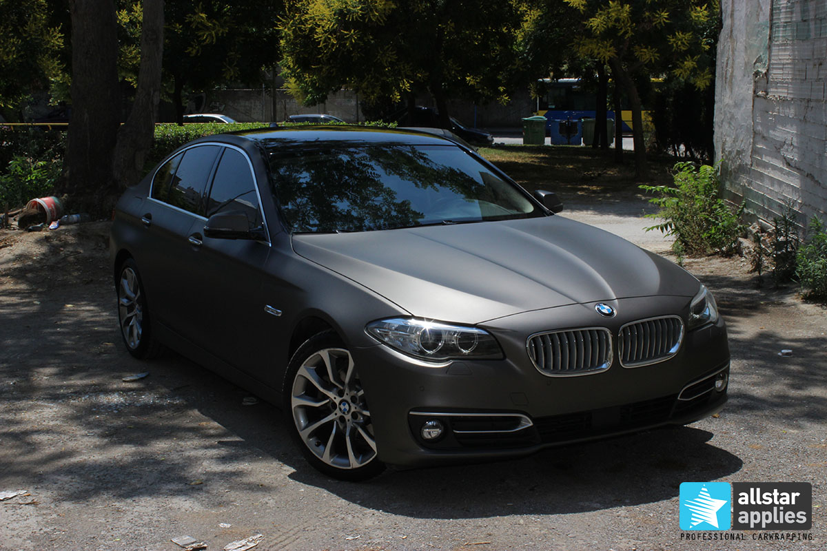 Bmw F10 - Charcoal Metallic (7)