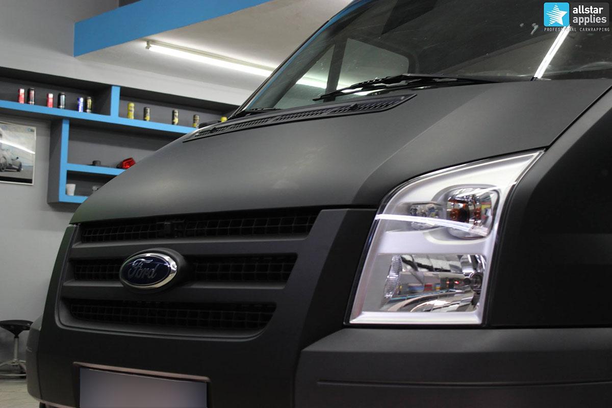 Ford Transit - Deep Black Matte (2)