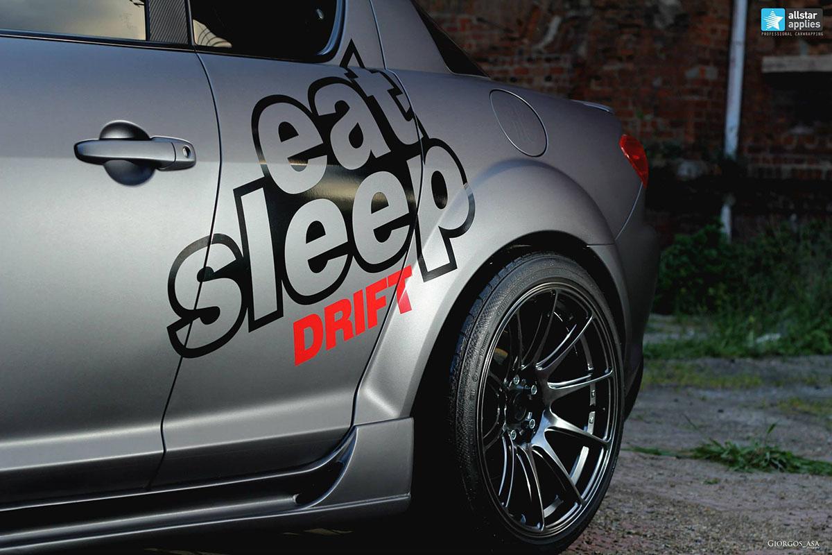 Mazda RX-8 - Dark Grey Matte (10)