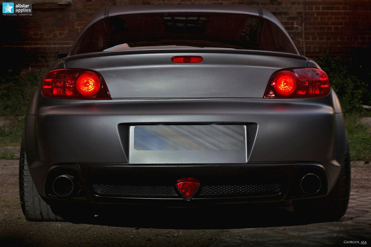 Mazda RX-8 - Dark Grey Matte (6)