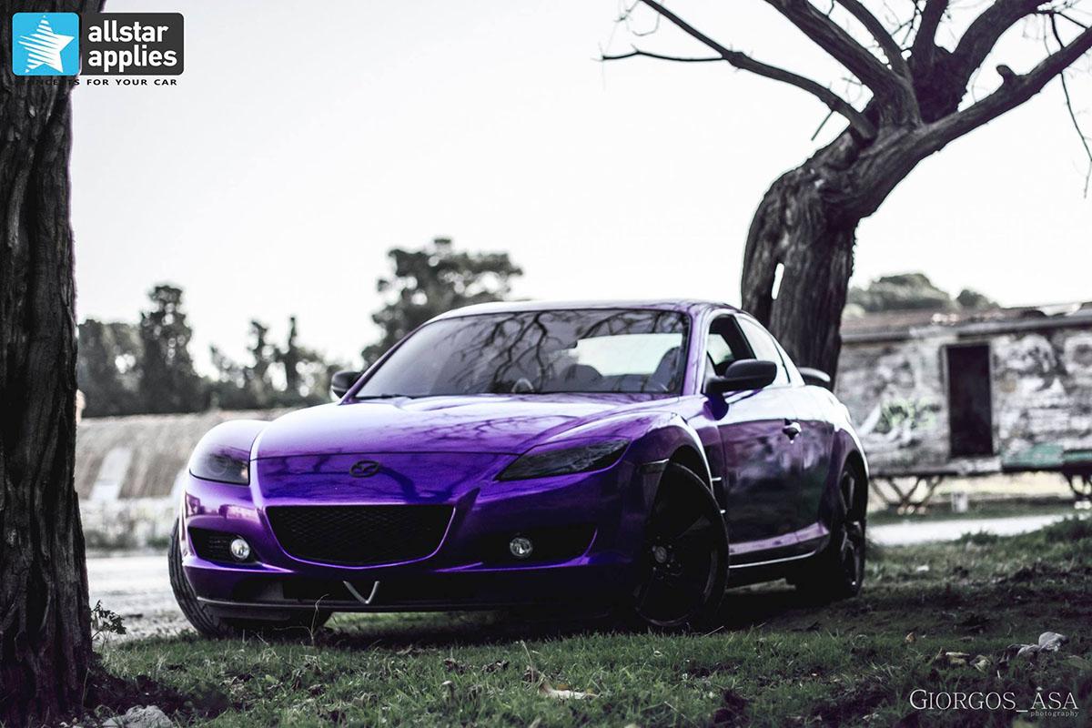 Mazda RX8 - Amethyst (17)