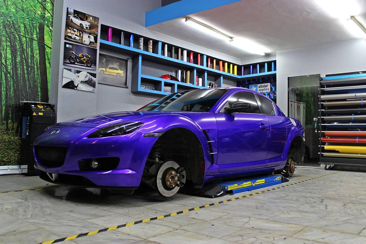 Mazda RX8 - Amethyst (19)