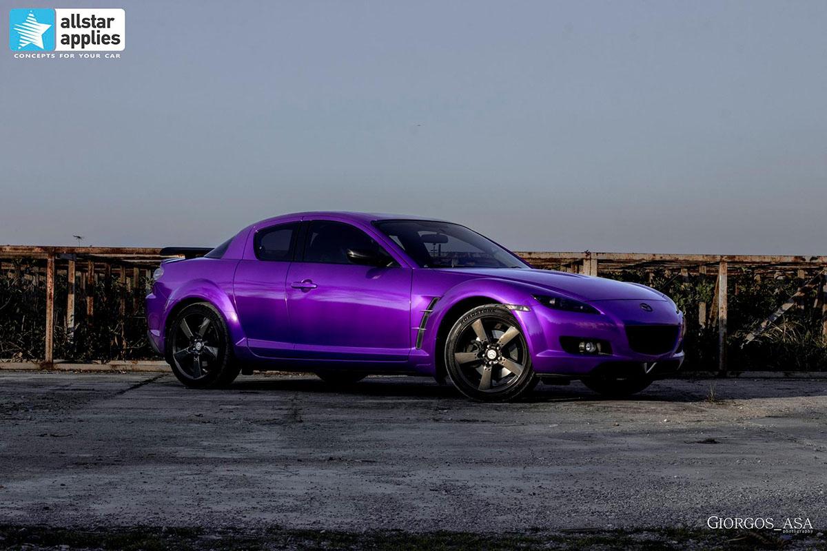 Mazda RX8 - Amethyst (4)