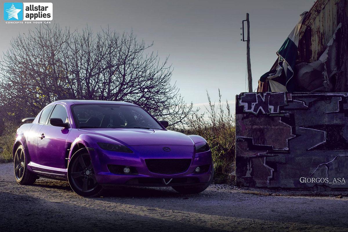 Mazda RX8 - Amethyst (6)