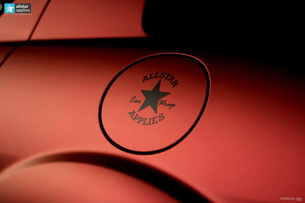 Mazda RX8 - Red Aluminium Matte (9)