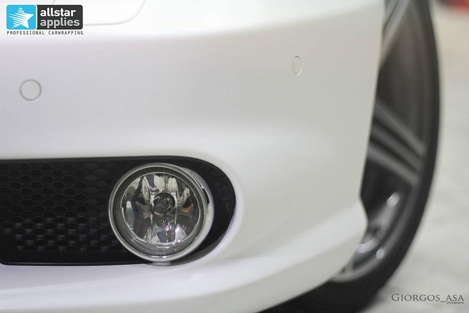 Mercedes CLS 63 AMG - White Satin Matte (8)