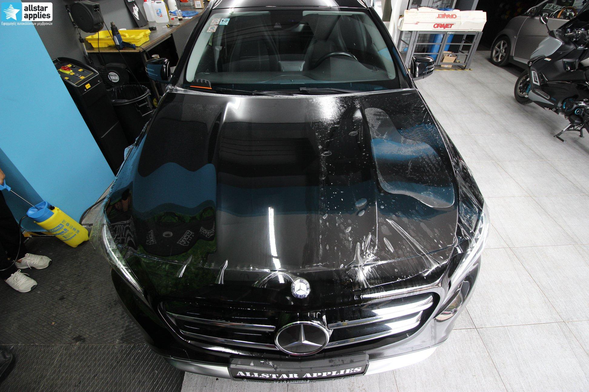 Mercedes-GLA-–-Μεμβράνες-Προστασίας-χρώματος-Paint-Protection-Film-3
