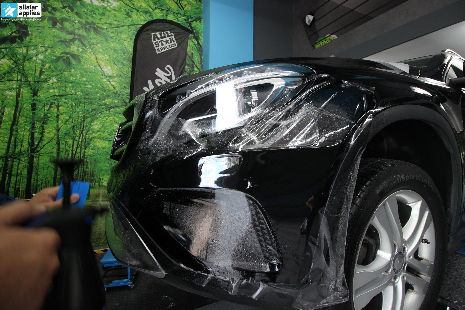 Mercedes-GLA-–-Μεμβράνες-Προστασίας-χρώματος-Paint-Protection-Film-4