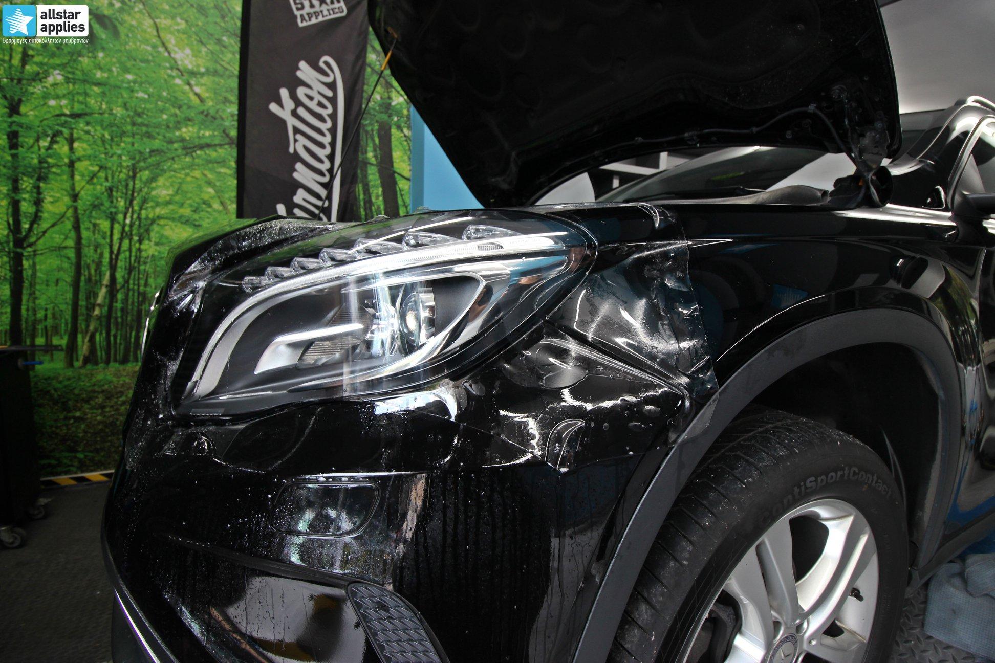 Mercedes-GLA-–-Μεμβράνες-Προστασίας-χρώματος-Paint-Protection-Film-5
