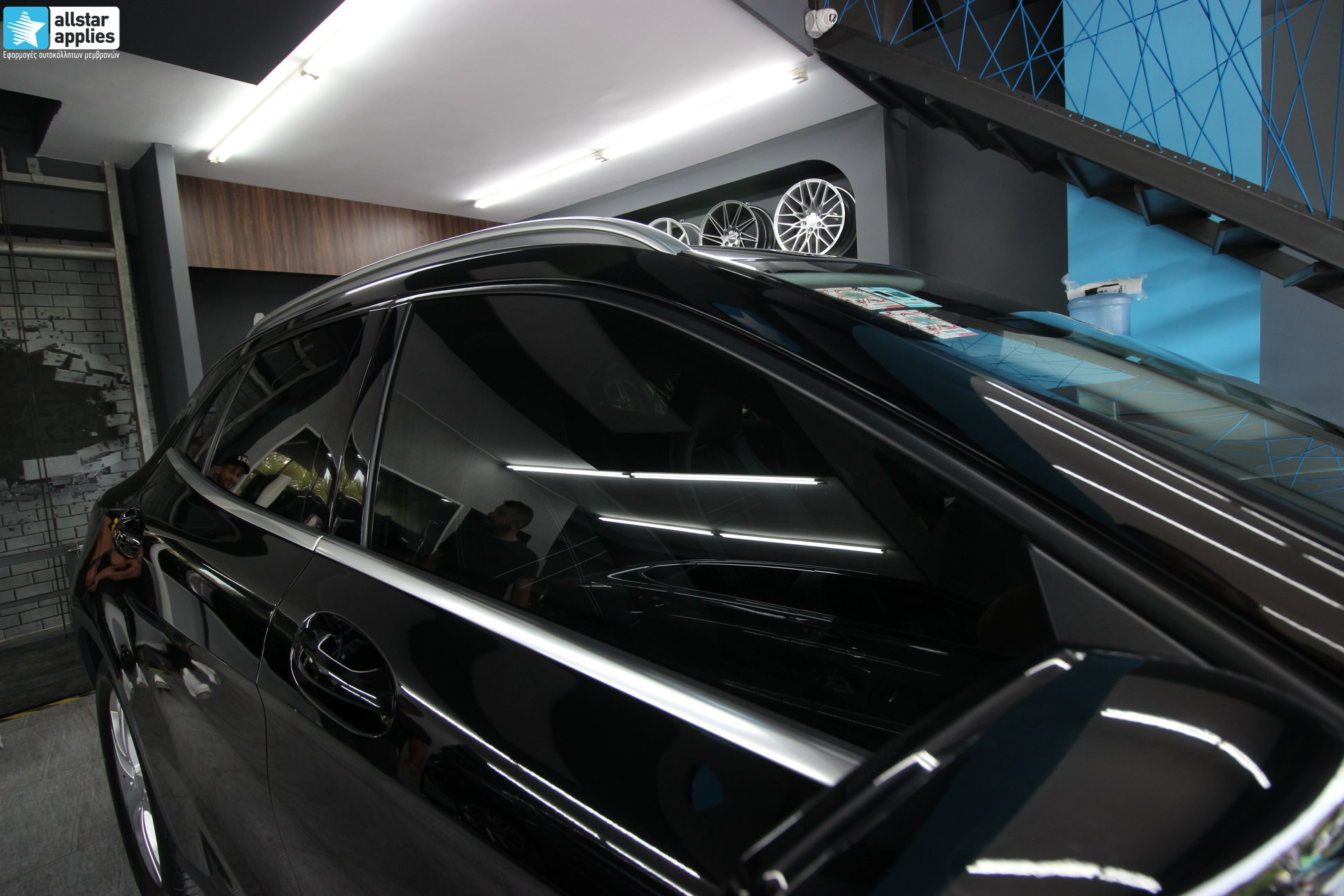 Mercedes-GLA-–-Μεμβράνες-Προστασίας-χρώματος-Paint-Protection-Film-8