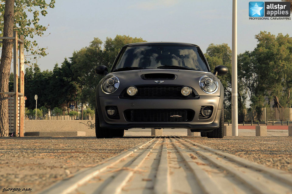 Mini Cooper Dark Grey Matte (10)