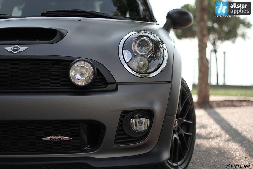 Mini Cooper Dark Grey Matte (11)