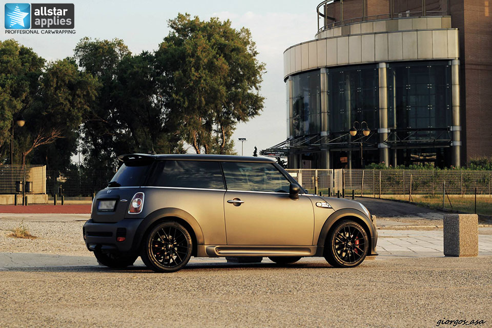 Mini Cooper Dark Grey Matte (4)