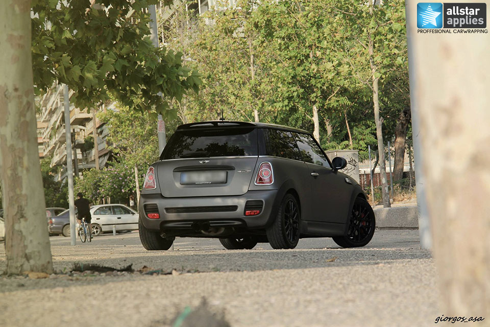 Mini Cooper Dark Grey Matte (5)