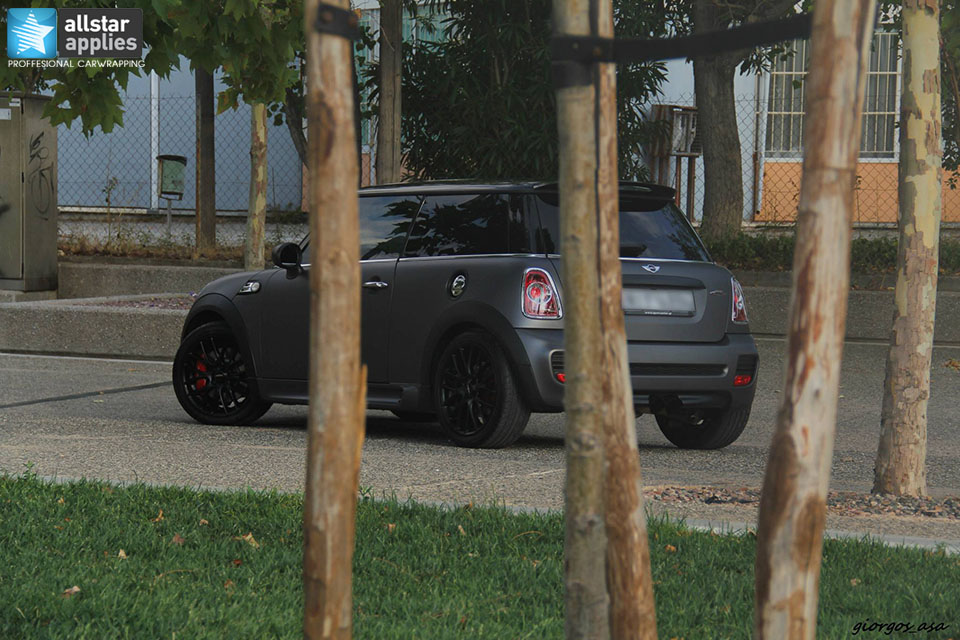 Mini Cooper Dark Grey Matte (9)
