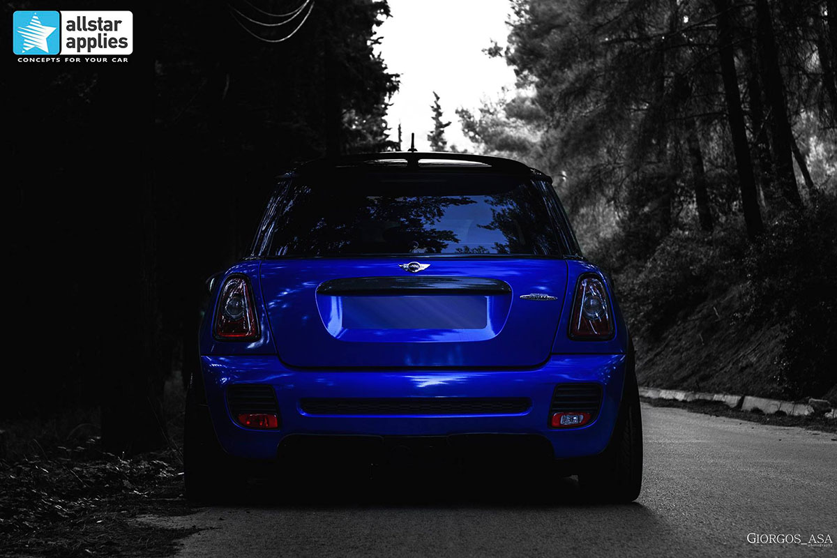 Mini Cooper S - Cosmic Blue (10)