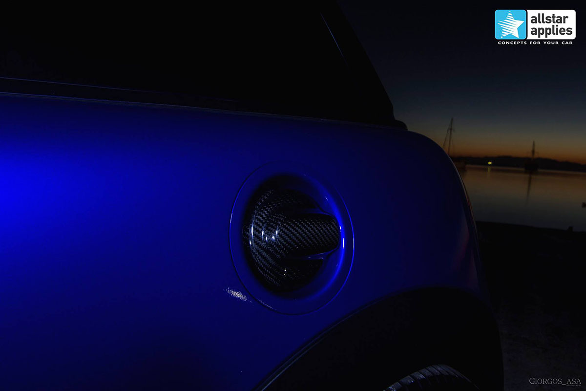 Mini Cooper S - Cosmic Blue (12)