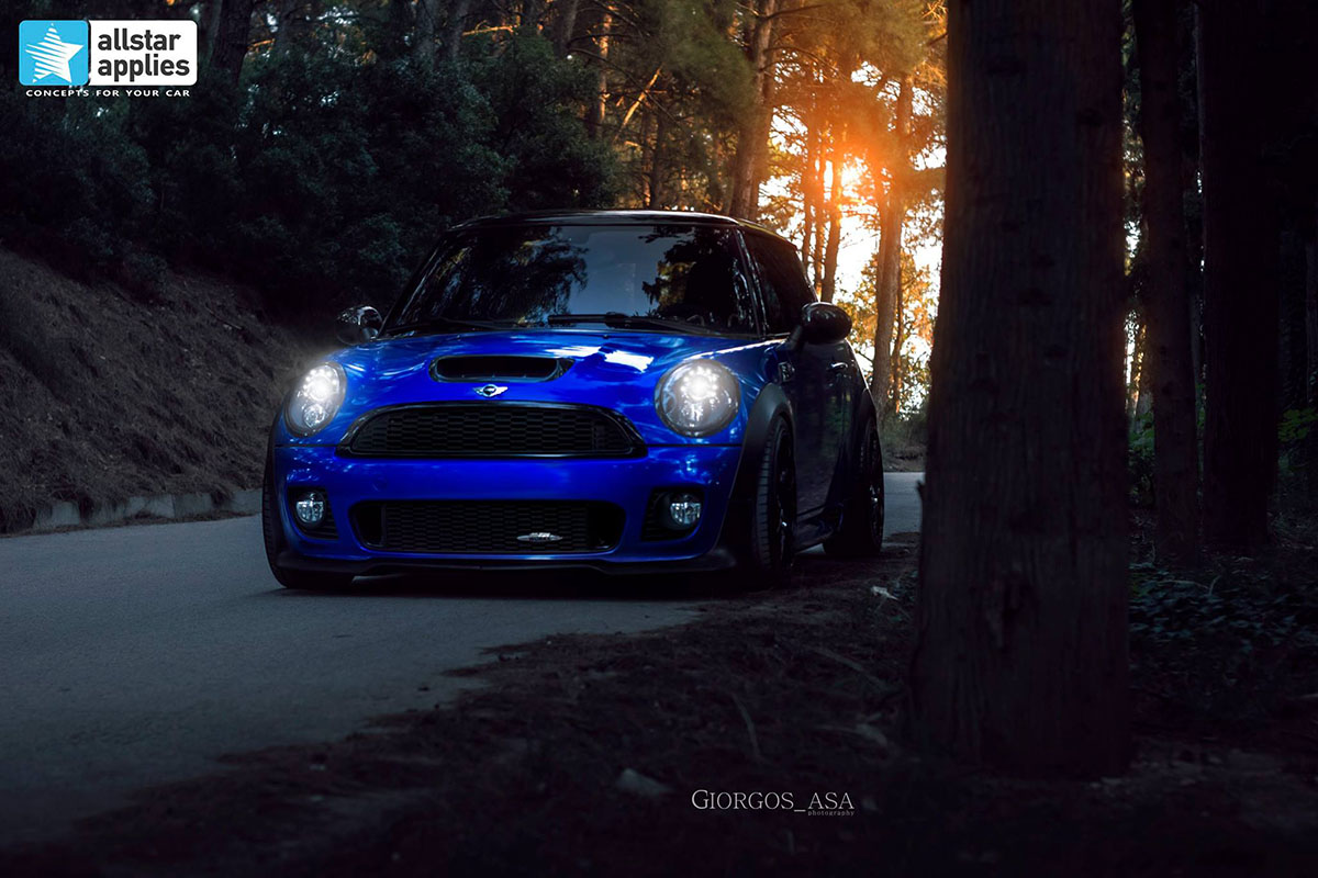 Mini Cooper S - Cosmic Blue (13)