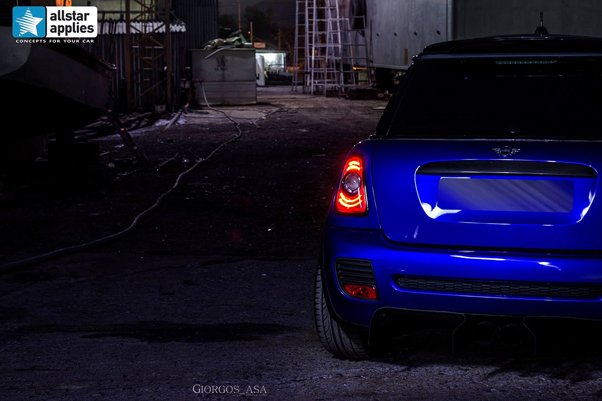 Mini Cooper S - Cosmic Blue (15)